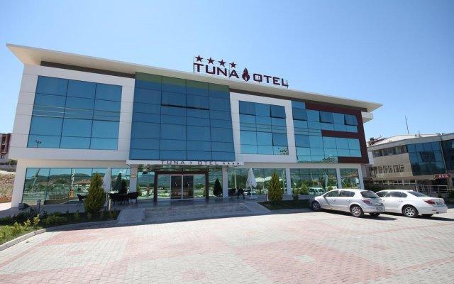 Tuna Hotel Турция, Атакой - отзывы, цены и фото номеров - забронировать отель Tuna Hotel онлайн вид на фасад
