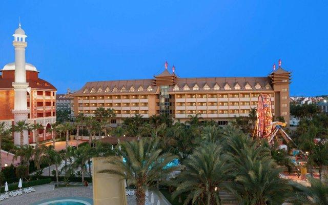 Royal Dragon Hotel – All Inclusive Турция, Сиде - отзывы, цены и фото номеров - забронировать отель Royal Dragon Hotel – All Inclusive онлайн вид на фасад