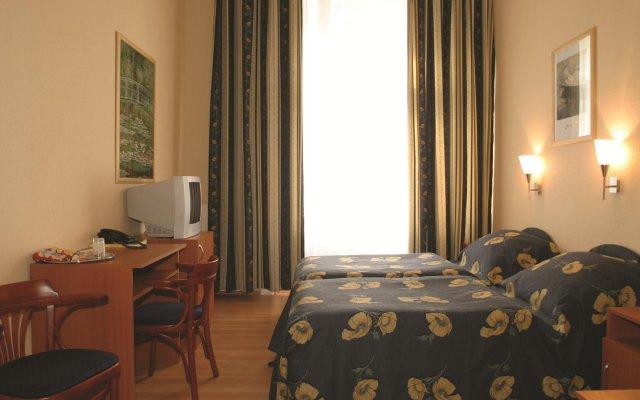 Отель Swing City Венгрия, Будапешт - 6 отзывов об отеле, цены и фото номеров - забронировать отель Swing City онлайн комната для гостей
