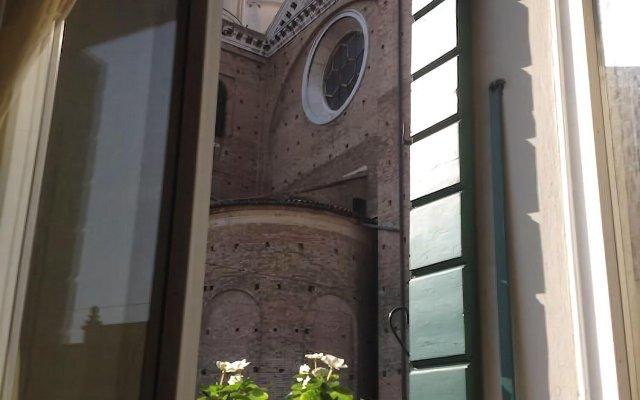 Отель All'Ombra di S.Giustina Италия, Падуя - отзывы, цены и фото номеров - забронировать отель All'Ombra di S.Giustina онлайн вид на фасад