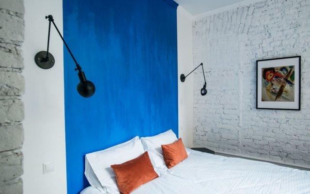 Гостиница Kandinsky Smart Apart комната для гостей