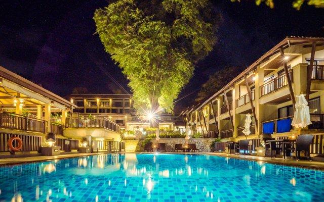 Отель Impiana Resort Chaweng Noi, Koh Samui Таиланд, Самуи - 2 отзыва об отеле, цены и фото номеров - забронировать отель Impiana Resort Chaweng Noi, Koh Samui онлайн вид на фасад