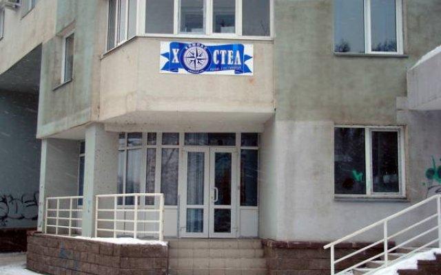 Отель Жилые помещения БританиЯ Уфа вид на фасад