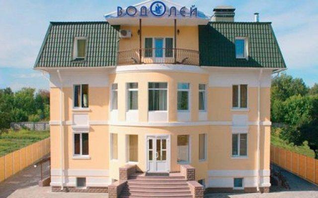 Гостиница Водолей в Брянске 2 отзыва об отеле, цены и фото номеров - забронировать гостиницу Водолей онлайн Брянск вид на фасад