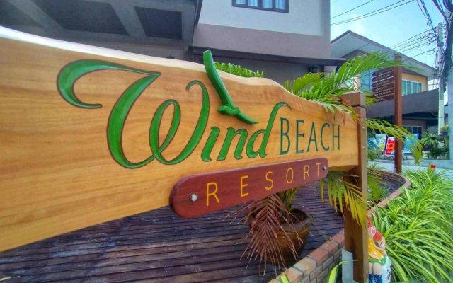 Отель Wind Beach Resort Таиланд, Остров Тау - отзывы, цены и фото номеров - забронировать отель Wind Beach Resort онлайн вид на фасад