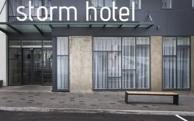 Storm Hotel by Keahotels вид на фасад
