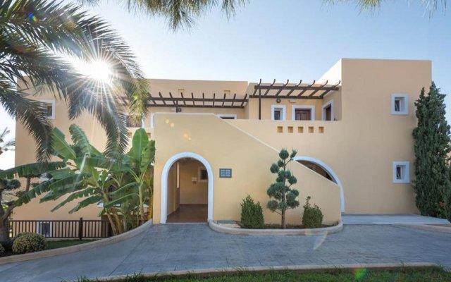 Отель Horizon Beach Resort Греция, Калимнос - отзывы, цены и фото номеров - забронировать отель Horizon Beach Resort онлайн вид на фасад