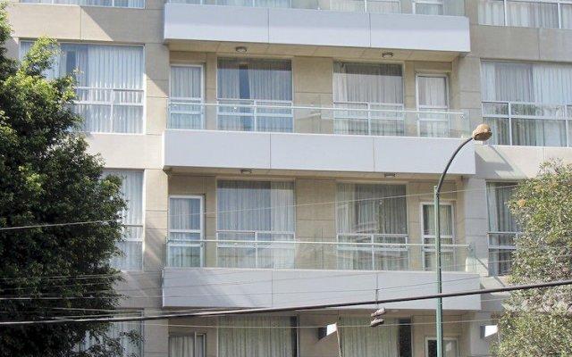 Отель Suites Masliah Мексика, Мехико - отзывы, цены и фото номеров - забронировать отель Suites Masliah онлайн вид на фасад