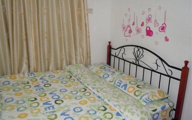 Отель Lanxin Apartment Китай, Шэньчжэнь - отзывы, цены и фото номеров - забронировать отель Lanxin Apartment онлайн комната для гостей