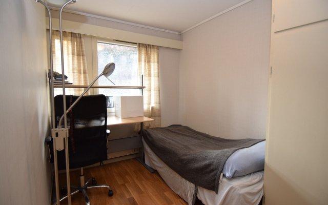 Отель Solferie Holiday Home Bjørnestien Кристиансанд комната для гостей