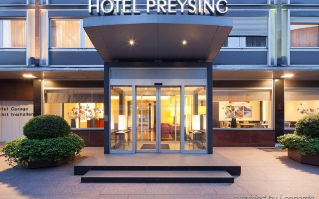 Отель Preysing Германия, Мюнхен - отзывы, цены и фото номеров - забронировать отель Preysing онлайн вид на фасад