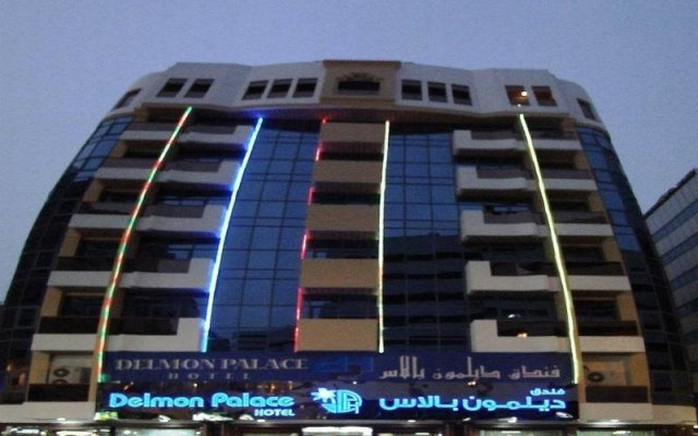 Отель Vendome Plaza Hotel ОАЭ, Дубай - отзывы, цены и фото номеров - забронировать отель Vendome Plaza Hotel онлайн вид на фасад