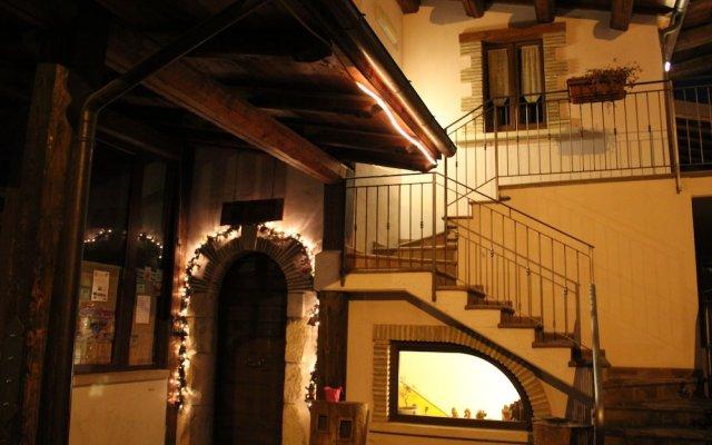 Отель Valle Tezze Каша вид на фасад