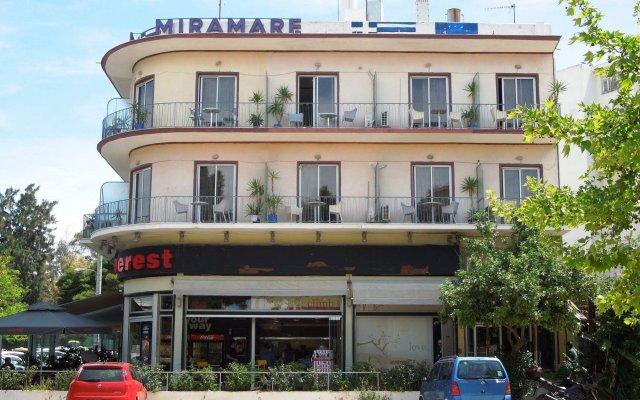 Miramare Hotel вид на фасад