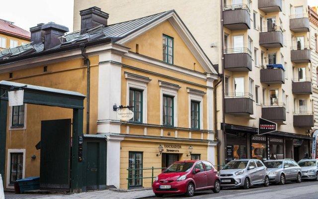 Отель 2kronor Hostel Vasastan Швеция, Стокгольм - 2 отзыва об отеле, цены и фото номеров - забронировать отель 2kronor Hostel Vasastan онлайн вид на фасад