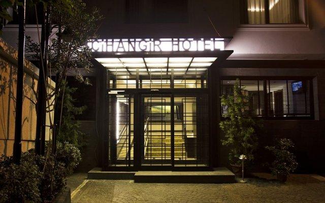 Cihangir Hotel Турция, Стамбул - отзывы, цены и фото номеров - забронировать отель Cihangir Hotel онлайн вид на фасад