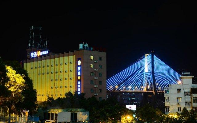 Ane 158 Hotel Panzhihua Branch вид на фасад