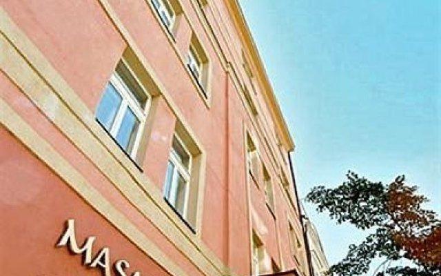 Отель Residence Masaryk вид на фасад