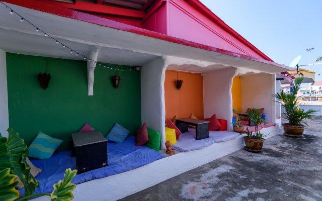 Отель Lareena Resort Koh Larn Pattaya вид на фасад