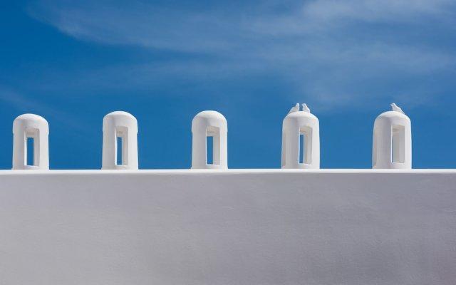Отель Marvarit Suites Греция, Остров Санторини - отзывы, цены и фото номеров - забронировать отель Marvarit Suites онлайн вид на фасад