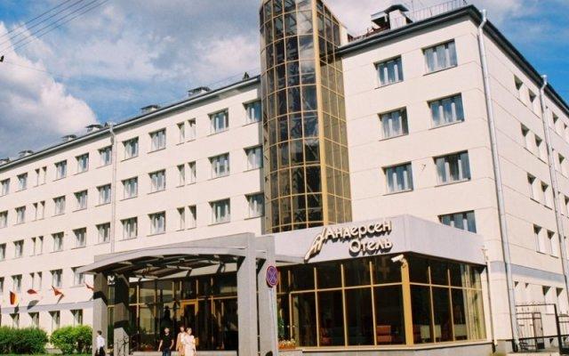 Андерсен отель вид на фасад