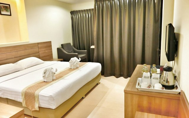Отель Viva Residence Таиланд, Бангкок - отзывы, цены и фото номеров - забронировать отель Viva Residence онлайн комната для гостей