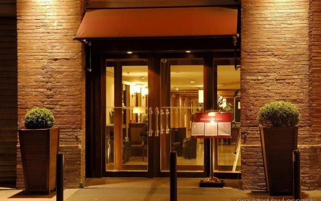 Отель Crowne Plaza Toulouse Франция, Тулуза - 1 отзыв об отеле, цены и фото номеров - забронировать отель Crowne Plaza Toulouse онлайн вид на фасад