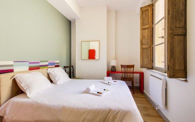 Отель The Bright Vieux-lyon Франция, Лион - отзывы, цены и фото номеров - забронировать отель The Bright Vieux-lyon онлайн комната для гостей