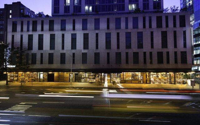 Отель Kimpton Hotel Eventi, an IHG Hotel США, Нью-Йорк - отзывы, цены и фото номеров - забронировать отель Kimpton Hotel Eventi, an IHG Hotel онлайн вид на фасад