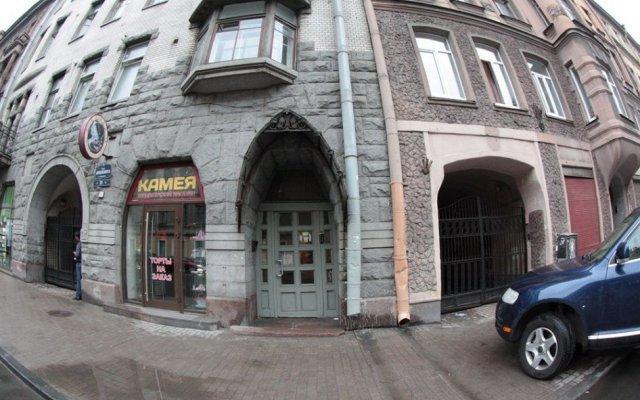 Санни Хостел вид на фасад