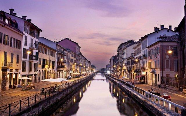 Отель Perfect Stay In The Heart Of Milan Милан вид на фасад