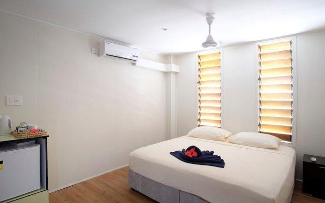 Отель Boathouse Nanuya Фиджи, Матаялеву - отзывы, цены и фото номеров - забронировать отель Boathouse Nanuya онлайн комната для гостей