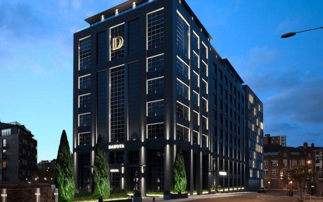 Отель Dakota Manchester Великобритания, Манчестер - отзывы, цены и фото номеров - забронировать отель Dakota Manchester онлайн вид на фасад