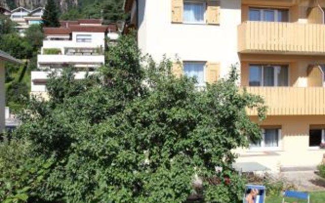 Отель Pensione Penegalblick Аппиано-сулла-Страда-дель-Вино вид на фасад