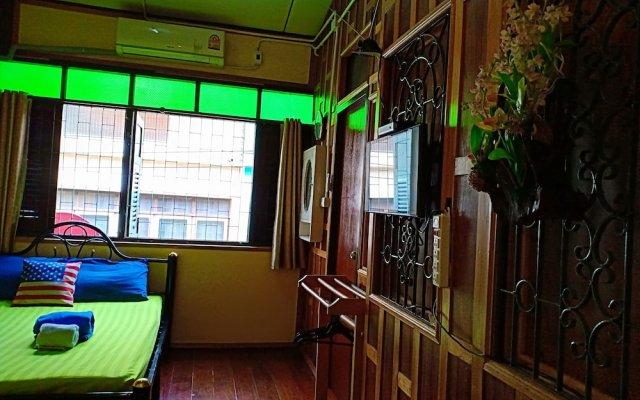 Отель Santo House Таиланд, Бангкок - отзывы, цены и фото номеров - забронировать отель Santo House онлайн вид на фасад