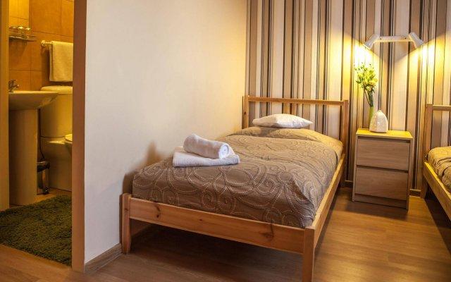 Hotel Boss комната для гостей