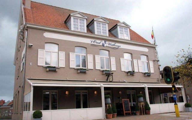 Отель t Oud Wethuys Oostkamp-Brugge Бельгия, Осткамп - отзывы, цены и фото номеров - забронировать отель t Oud Wethuys Oostkamp-Brugge онлайн вид на фасад