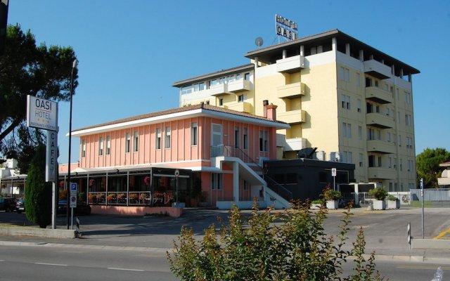 Отель Oasi Италия, Консельве - отзывы, цены и фото номеров - забронировать отель Oasi онлайн вид на фасад