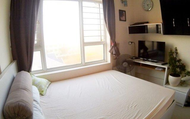 Отель Sweet Apartment New and Shine Вьетнам, Вунгтау - отзывы, цены и фото номеров - забронировать отель Sweet Apartment New and Shine онлайн комната для гостей