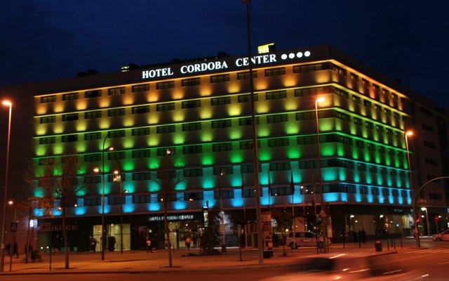 Отель Cordoba Center Испания, Кордова - 4 отзыва об отеле, цены и фото номеров - забронировать отель Cordoba Center онлайн вид на фасад