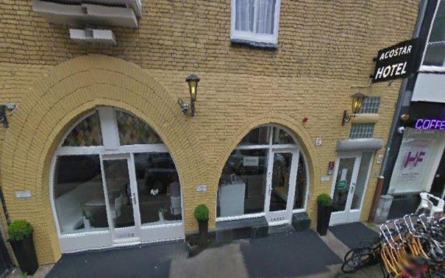 Acostar Hotel вид на фасад