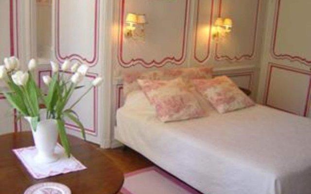 Отель Château De Beaulieu Сомюр комната для гостей