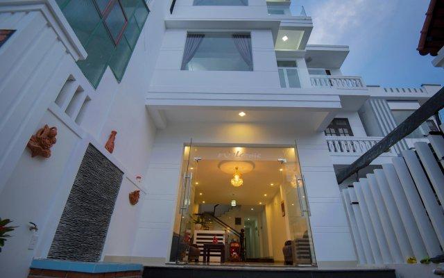 Отель Game Homestay Вьетнам, Хойан - отзывы, цены и фото номеров - забронировать отель Game Homestay онлайн вид на фасад