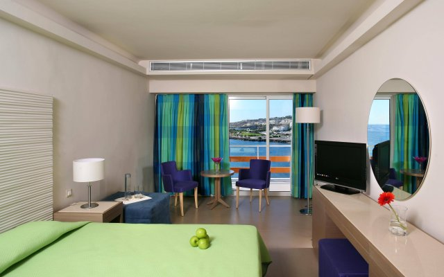 Отель Eden Roc Resort Hotel Греция, Родос - отзывы, цены и фото номеров - забронировать отель Eden Roc Resort Hotel онлайн комната для гостей