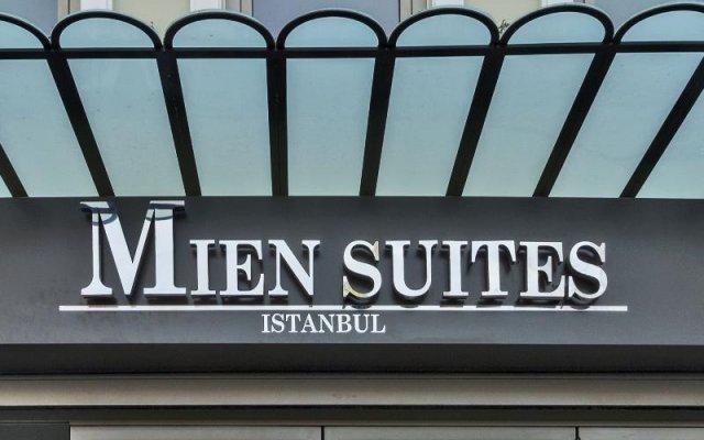Mien Suites Istanbul Турция, Стамбул - отзывы, цены и фото номеров - забронировать отель Mien Suites Istanbul онлайн вид на фасад