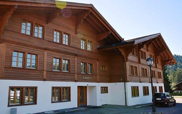 Отель Jacqueline 1 - Three Bedroom Швейцария, Гштад - отзывы, цены и фото номеров - забронировать отель Jacqueline 1 - Three Bedroom онлайн вид на фасад