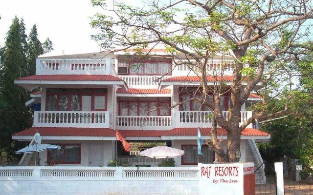 Отель Raj Resorts Индия, Мармагао - отзывы, цены и фото номеров - забронировать отель Raj Resorts онлайн вид на фасад