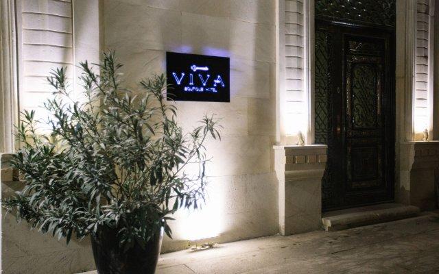 Отель Viva Boutique Азербайджан, Баку - 3 отзыва об отеле, цены и фото номеров - забронировать отель Viva Boutique онлайн вид на фасад