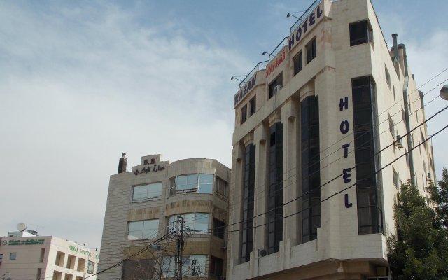 Razan Hotel вид на фасад