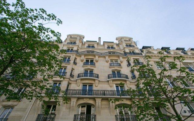 Отель Résidence Charles Floquet вид на фасад